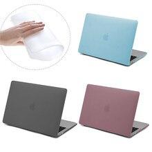 Para macbook air 13 caso 2020 novo a2179 a1932 tpu macio caso do portátil para mac book pro 13 a2289 a1706 pro 16 polegada a2141 2019 capa