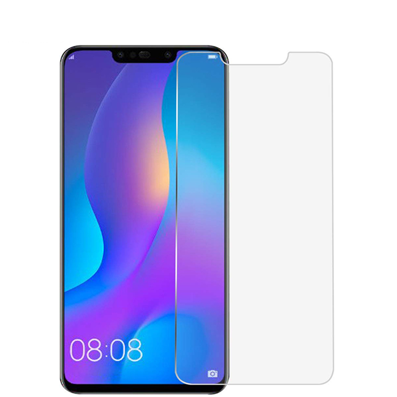Screen Protector Film For Huawei P30 P20 P10 Lite Pro P8 P9 Lite 2017 Nova 3 3i Tempered Glass 9H Hardness For Huawei Honor 8X