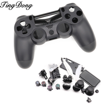 Ersatz Gehäuse Shell Fall für Sony PS4 Pro 4,0 Wireless V2 Controller JDS040 Mod Kit Abdeckung für Dualshock 4 Pro controller