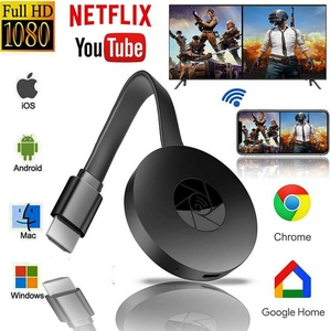 Mirascreen Digital HDMI Media Video Streamer TV Stick Smart TV HD Dongle Wireless WiFi Display Dongle For Chromecast 2