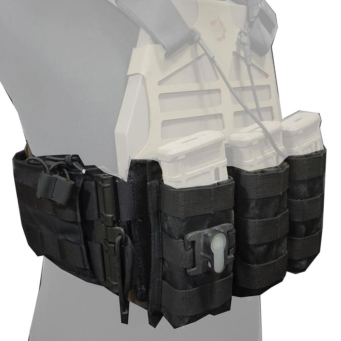 dmgear-s-s-plaque-cadre-a-degagement-rapide-tactique-gilet-accessoires-kit-bk