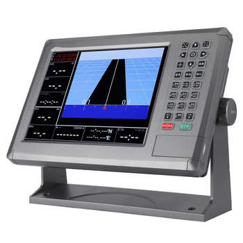 Łódź jacht morski sprzęt morski 10 4in morski GPS wykres ploter statek nawigacja wyświetlacz LCD IPX6 wodoodporny z alarm dźwiękowy tanie i dobre opinie CN (pochodzenie)