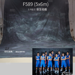 5x6m Hand made Mottle muslin family background Photo Studio Muslin tie-dyed Backdrops for Professional Photographer F589