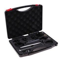 Набор кронштейнов инструмент для удаления установки пресс-Fit Нижний Кронштейн для велосипеда крепление поддерживающий велосипедный подши...