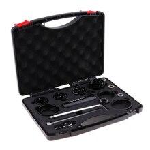 Набор инструментов для снятия кронштейна, установка нижнего кронштейна для крепления велосипеда, поддержка подшипника велосипеда, набор инструментов