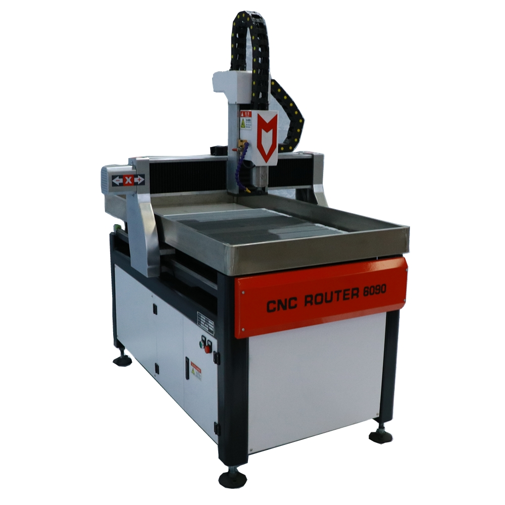 Mini CNC Router Engraver Drilling Machine 3/4 Axis Cnc Wood Router 6090 Milling Machine For Wood Metal