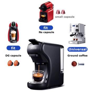 HiBREW ST-504 Espresso Coffee Machine 3-In-1 Multi-Function;Coffee Maker,Espresso Maker,Dolce gusto capsule coffee machine, 2