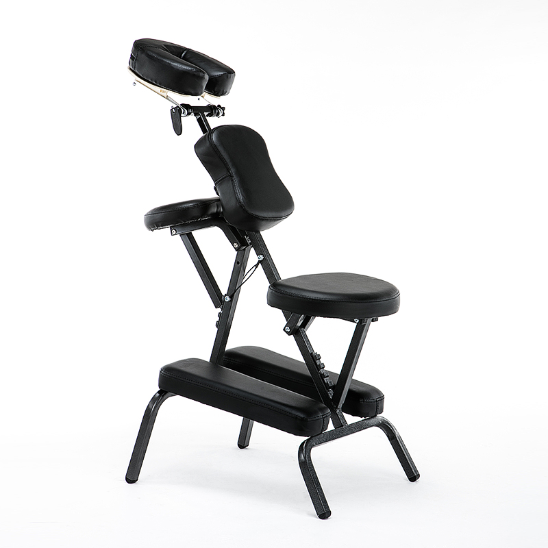 H1 Folding Adjustable Tattoo Scraping Chair Folding Massage Chair Portable Tattoo Chair Folding Beauty Bed Salon Furniture