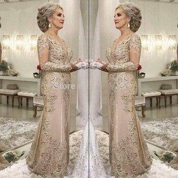 Elegant Mother Of The Bride Dress 1