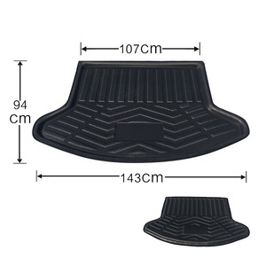 Image 3 - 마쓰다 CX 5 CX5 2012 2013 2014 2015 2016 부트 매트 리어 트렁크 라이너 카고 플로어 트레이 카펫 가드 보호대 자동차 액세서리