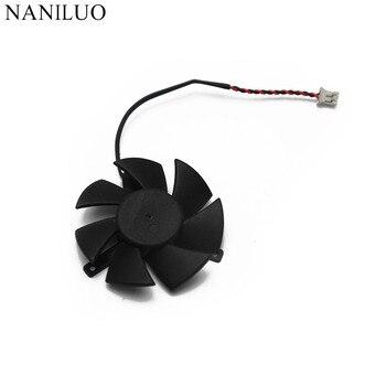 Diámetro 45mm 125010-SH2 ZP 2pin video tarjeta VGA ventilador para nVIDIA Geforce...