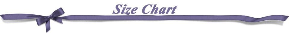 0size chart