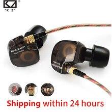 KZ אכל ATR HD9 EDR1 ZS3E אוזניות 1DD דינמי 3.5mm באוזן אוזניות HiFi ספורט אוזניות עבור טלפונים משחקים עם מיקרופון