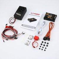 RC Auto Spielzeug Modul Sounds/Licht Simulierte System für Grader Klettern Auto SUV Fernbedienung Lkw Fahrzeug DIY Teil