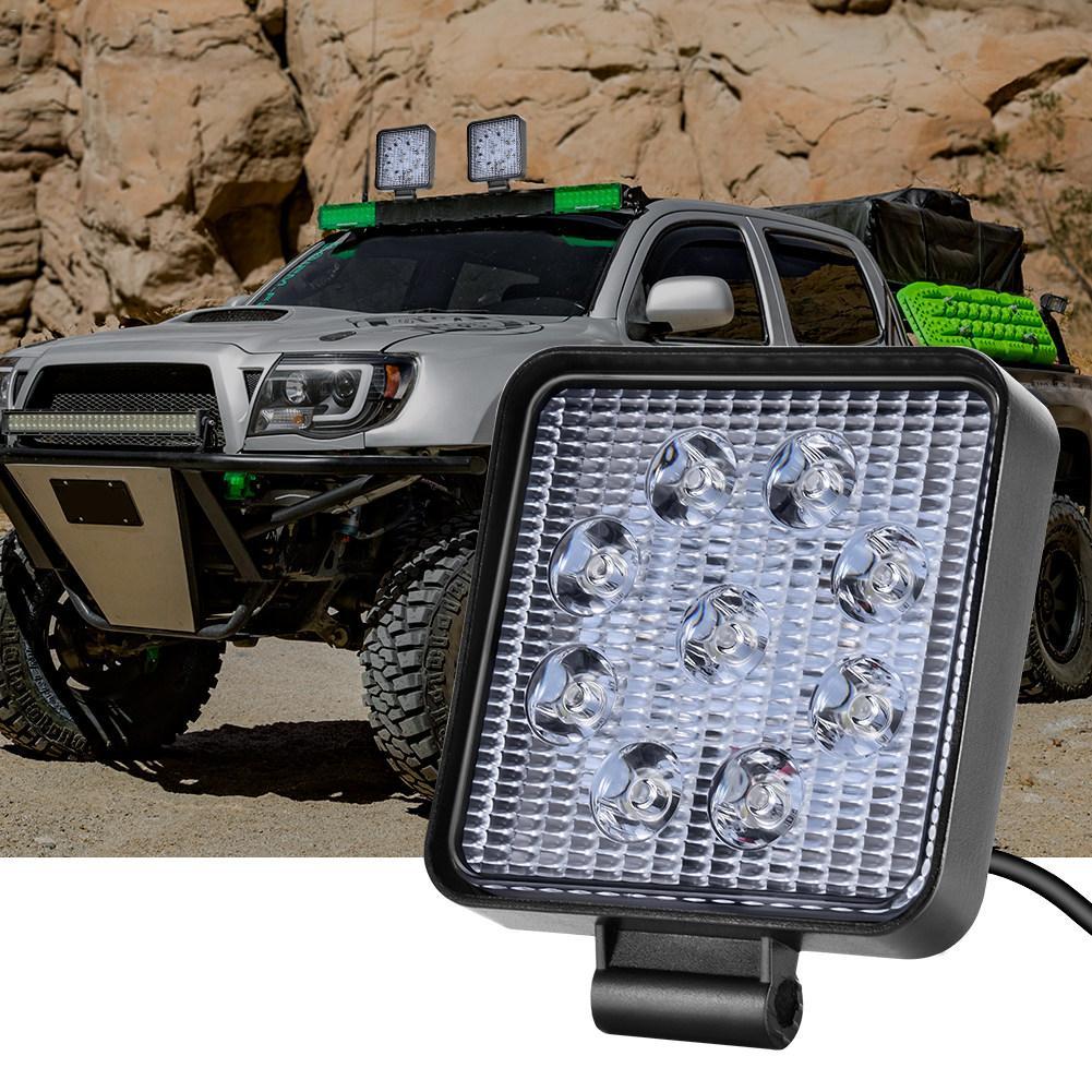 Offroad Led Bar LED Work Lights 6 Inch 48W 12V Spot Flood LED Light Bar LED Waterproof IP 68 Suitable For ATV  Project Vehicles|Light Bar/Work Light| |  - title=