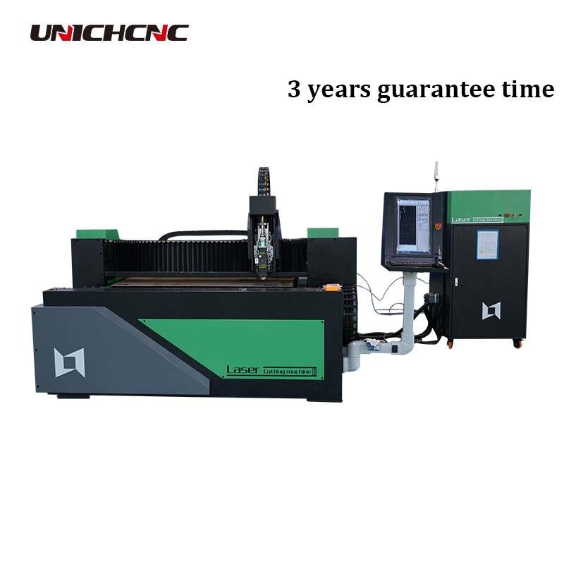 Hot Sale 1530 500 Watts Fiber Laser Cutting Metal Machine