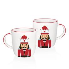 New Year Coffee Cup 200 Cc - 2 Set