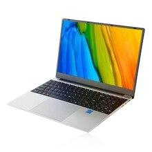 Laptop 15.6 Inch 8G RAM 128GB SSD Portable Ultra-Thin Laptop