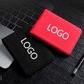 Лидер продаж, посылка для документов для вождения автомобиля, кобура для удостоверения личности, два в одном, папка для логотипа Audi Sline Q3 Q7 TT ...