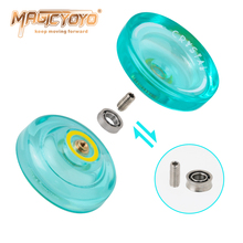 Yoyo Bearing Responsive Replacement Crystal Plastic K2P Kids for Beginner Advancer New-Arrival