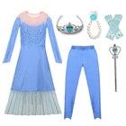 Baby Girl Elsa Dress...