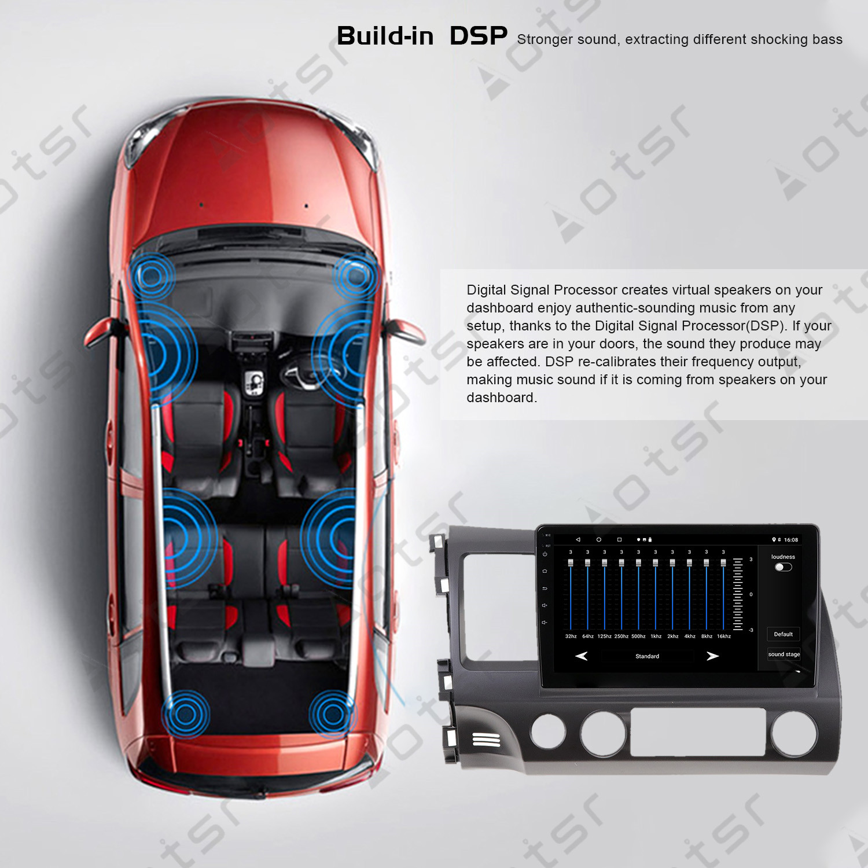 Cheap Reprodutor multimídia automotivo