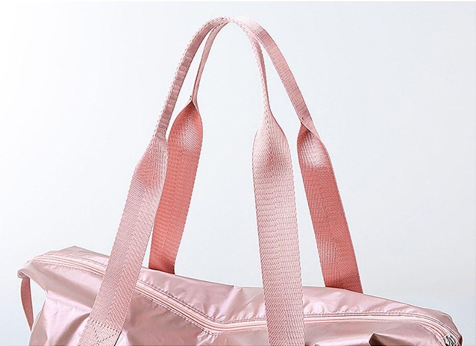 ginásio esteira saco bolsas de viagem bolsas