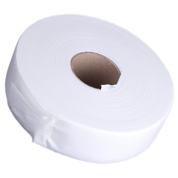 100 yards depilatory paper hair removal wax strips Nonwoven Paper Waxing roles (White)