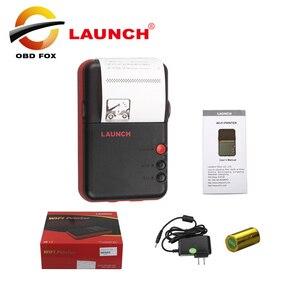 Image 1 - 2019 nouveauté Original X 431 V Mini imprimante pour le lancement X431 V + mini imprimante boîte enregistrement travail avec wifi livraison gratuite