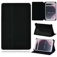 Кожаный чехол книжка для планшета archos core 80/101 3g/101
