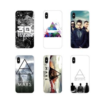 30 Second To Mars 30STM Mobile Phone Cases Cover For BQ Aquaris S 5059 5035 6040L C V Plus X X2 Pro U U2 Lite M 2017 E 4.5 E5 X5 image