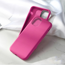 original silicone logo case for Apple iPhone