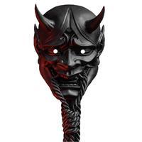 واقي الوجه اللاتكس أنيمي الرعب لينة غطاء رأس مطاطي هالوين شبح شيطان واقي الوجه أداء المرحلة لعب الأدوار