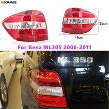 цена на MZORANGE 2PCS For Benz ML305 2006-2011 Rear Brake Light Tail Lamp Taillight taillamp Stop Lamp Tail Light Assembly