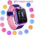 Детские gps умные часы для мальчиков часы для девочек многофункциональные детские цифровые наручные часы детские часы телефон для IOS Android Дет...