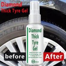 Средство для очистки автомобильных шин, специальный восстановительный агент, защита покрытия, полировка, уход за краской, нанопокрытие, жид...