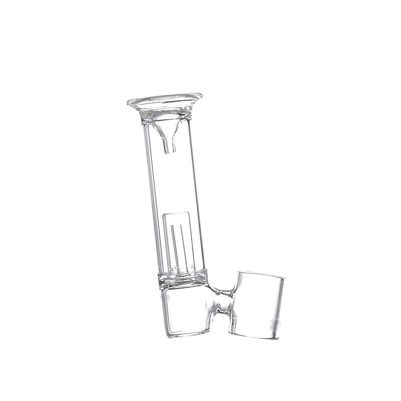 19MM Glass Mouthpiece Water Filter Bong Pipe Replacement for 510 Nail/H Enail/Henail Plus Wax Dab Pen Kit 5