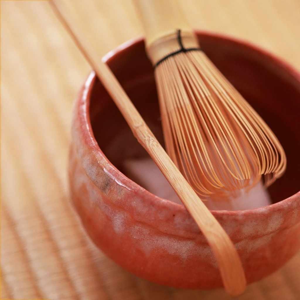 Zizhu แนวตั้ง Matcha Matcha พิเศษ stirring แปรงญี่ปุ่นชาพิธีจุดชาชุดชาชุดกาน้ำชาหม้อ
