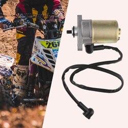 Rozrusznik motocyklowy rozrusznik silnika dla GY6 47/49/50/60/72CC skuter motorower ATV Quad 139QMB GY6 gokart akcesoria ATV