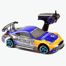 HSP Rc Car 1:10 4wd On Road Rc Drift Car 94123TOP 80KM / H Electric Brushless Lipo High Speed Love Remote Control Car remote control car toy a929 1 8 2 4g 4wd 80km h brushless hydraulic damping alloy body professional buggy high speed racing car