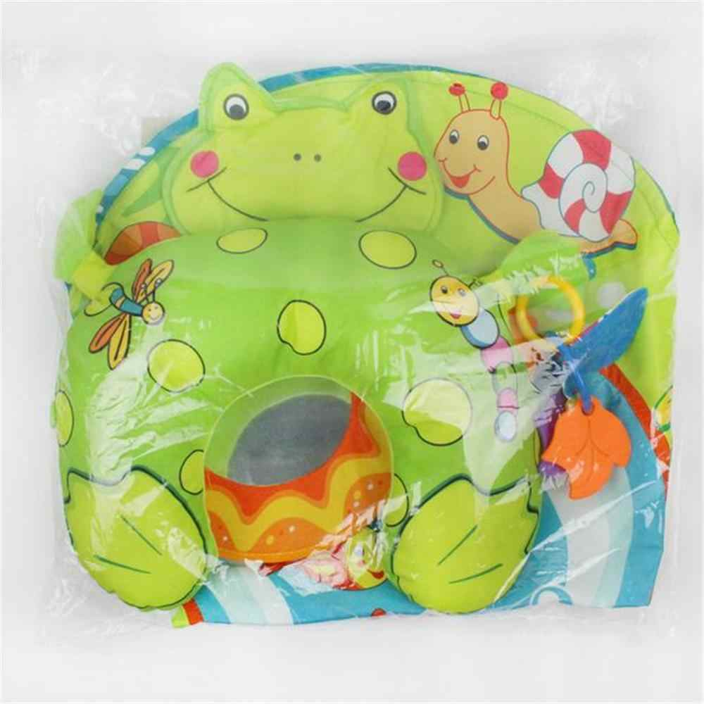 2019 New Style Baby Play Mat Newborn Developing Mat for Baby Gym Crawling Children's Blanket Mat With Pillow Game Pad