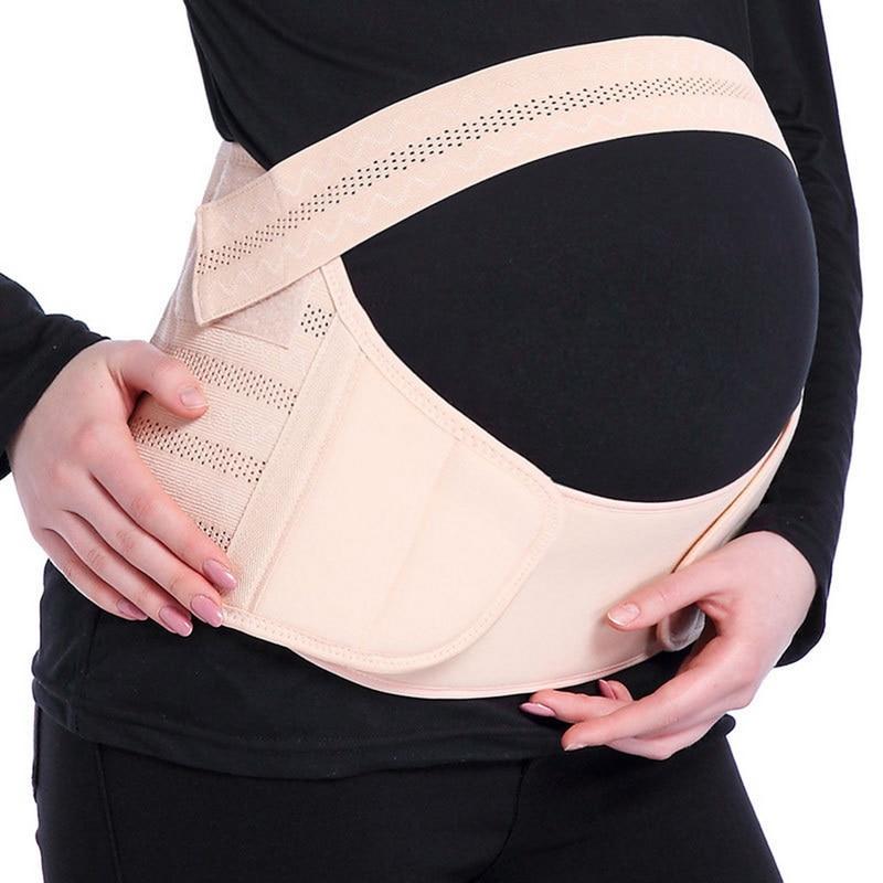 CYSINCOS Maternity Support Belt Pregnant Postpartum Corset Belly Bands Support Prenatal Care Athletic Bandage Pregnancy Belt