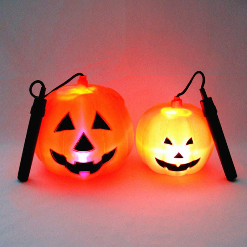Halloween Pumpkin Lamp Demon Car Decoration Party Gifts
