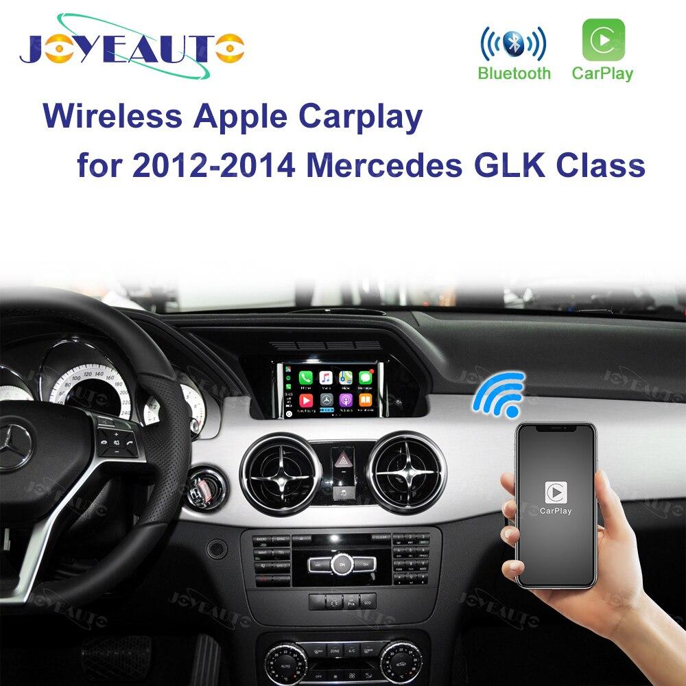 Joyeauto Aftermarket WIFI Senza Fili di Apple Carplay Retrofit G GL Classe GLA GLK 2011-15 per Mercedes NTG4.5 4.7 con macchina Fotografica di inverso