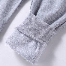 Tiancai впитывает пот и Штаны осенью и зимой маленького и среднего размеров Детский свитер Штаны закрытия команды по индивидуальному заказу