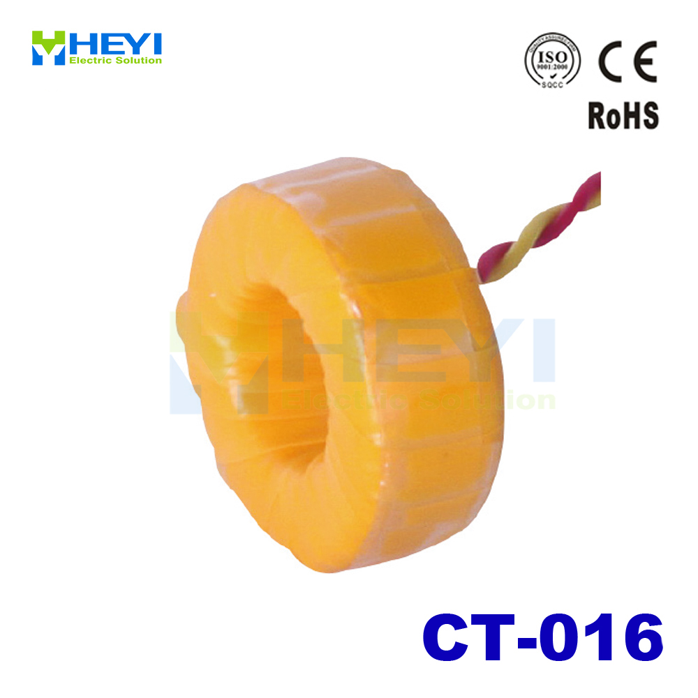 Специальный трансформатор тока, индивидуальный Высокочувствительный трансформатор тока s 1,5 (6)A/100 мА, 5 () A/мА