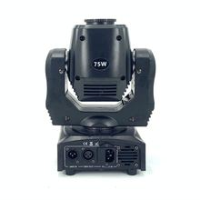 75W LED Moving Head 65W DJลำแสงไฟจุดไฟGobo & สีล้อดิสโก้ดีเจEquipmentnt