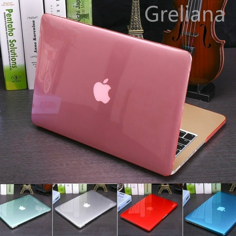 "Novo cristal  matte caso para apple macbook ar pro retina 11 ""12"" 13 ""15"" 16 ""caso para 2020 novo pro 13 a2251 a2289 a2179 pro16 a2141"