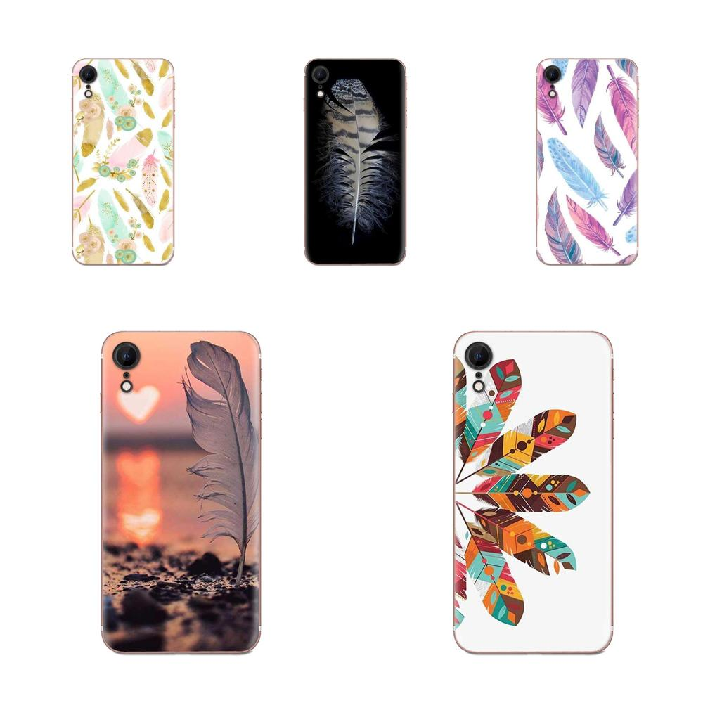 Feather Supersonic Luxury Phone <font><b>Case</b></font> For <font><b>HTC</b></font> <font><b>Desire</b></font> 530 626 628 630 <font><b>816</b></font> 820 830 One A9 M7 M8 M9 M10 E9 U11 U12 Life Plus image