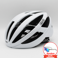 ABUS Radfahren Helm Aero Original helm Reiten Racing Fahrrad Helm Männer Frauen MTB Rennrad Helm Vtt Omne air spin hut